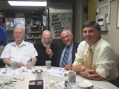 Three Govs with Tom Darden