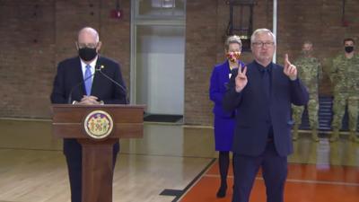 WATCH: Gov. Hogan discusses school reopening