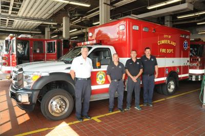 Cumberland adds new ambulance | News | times-news com