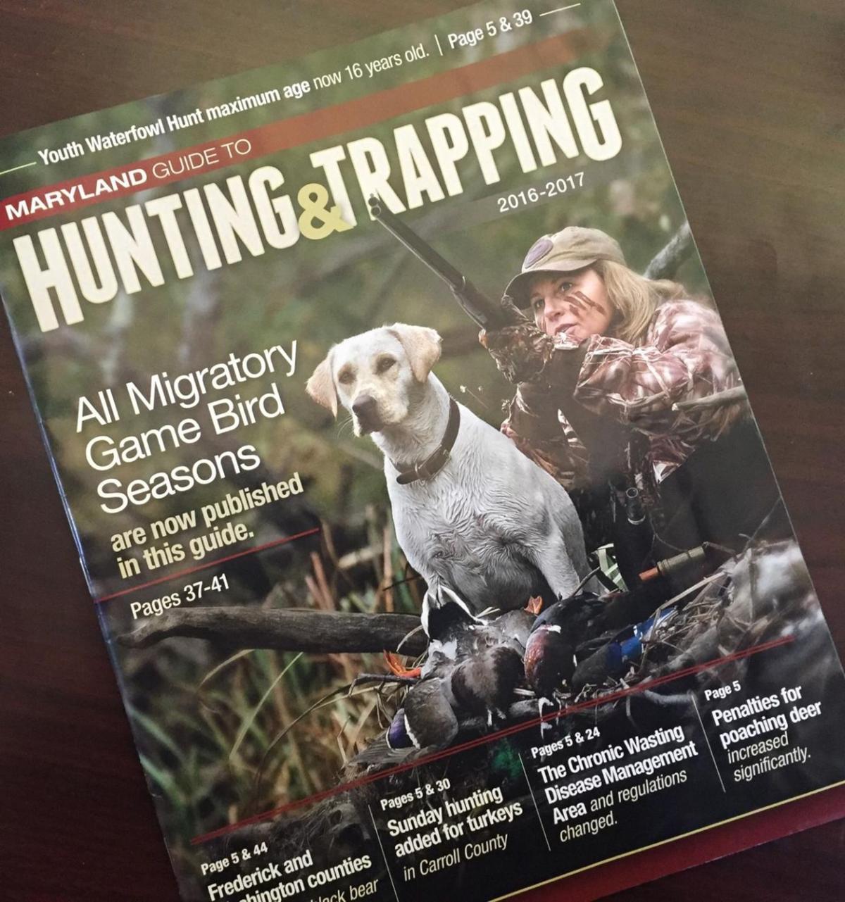 Maryland hunting seasons & regulations – 2019 | eregulations.