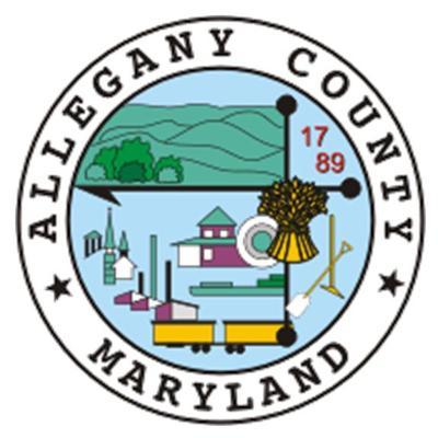 allegany county logo