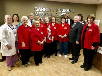 Grmc Honors Loar Auxiliary Community Times News Com