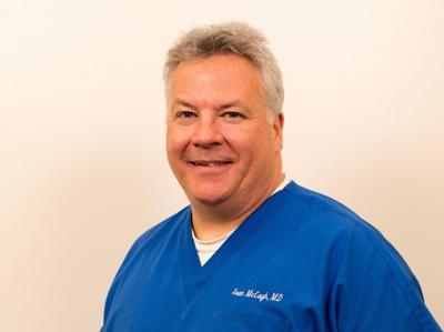 Dr. Sean McCagh