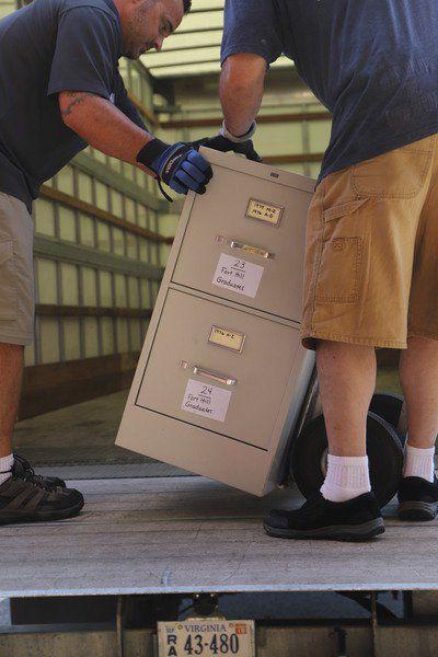 Local graduate helping county schools digitize records