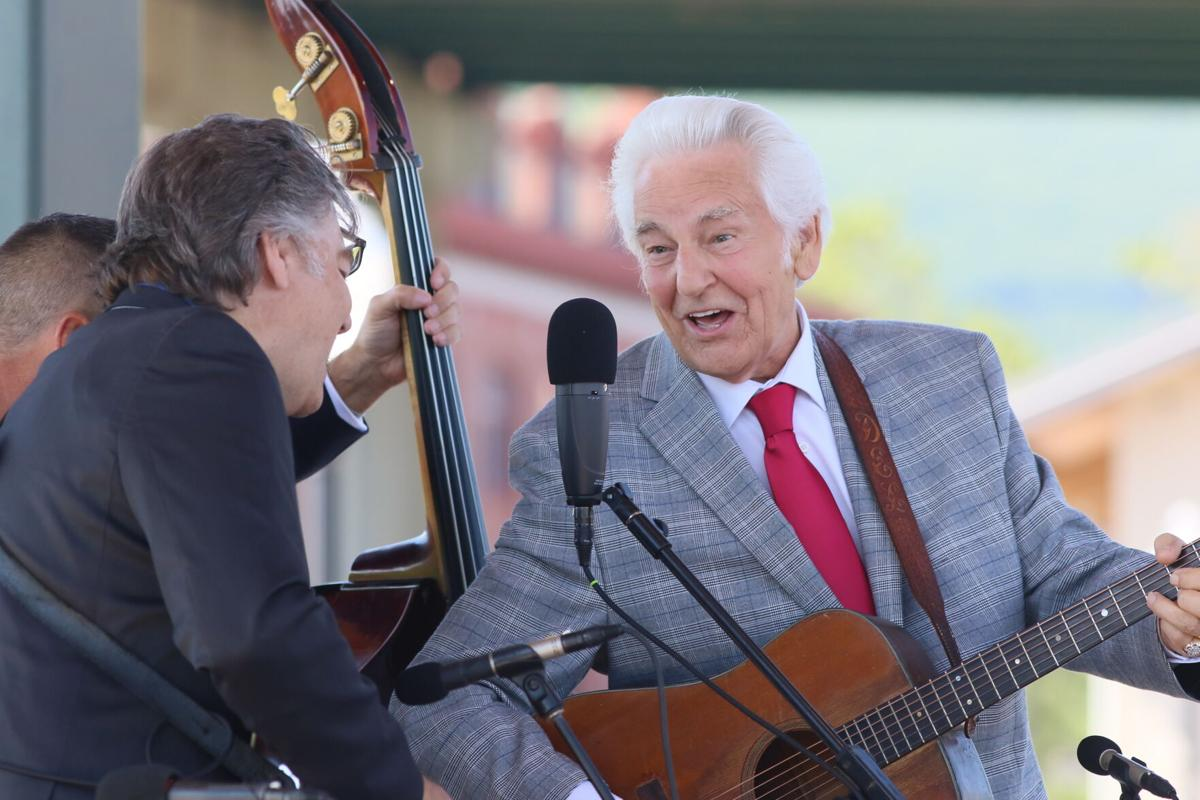 Del McCoury Band free concert