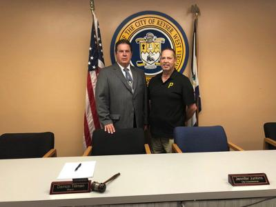 Keyser mayor appoints new city administrator