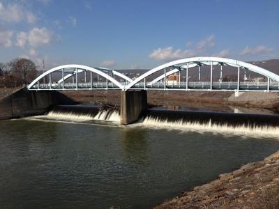 Blue Bridge Dam
