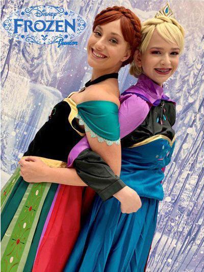'Frozen Jr.' makes its debut at Mountain Ridge