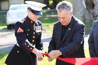 FSU Veterans Center dedicated