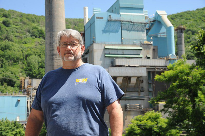A year after shutdown, Luke paper mill remains idle
