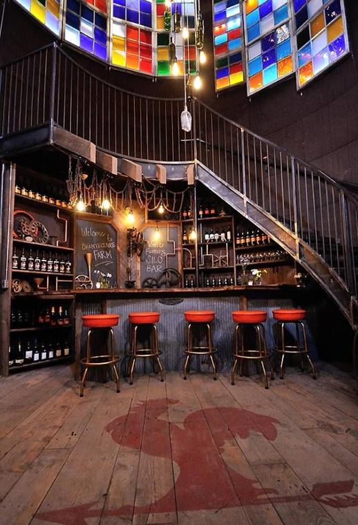 Chanteclaire Farm Silo Renovated Into Bar Featured On Tv