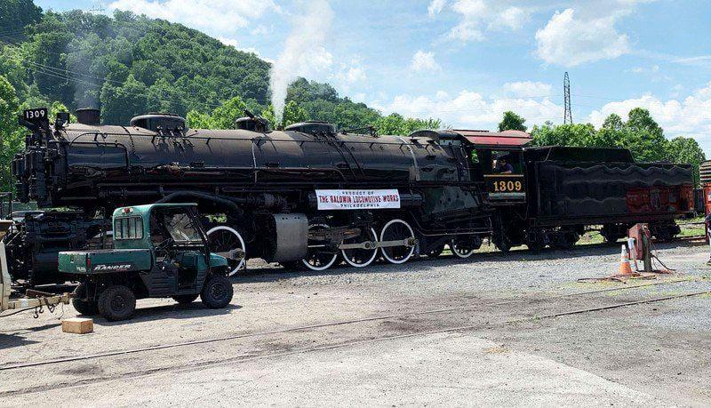 Scenic Railroad's Engine No. 1309 still unable to run