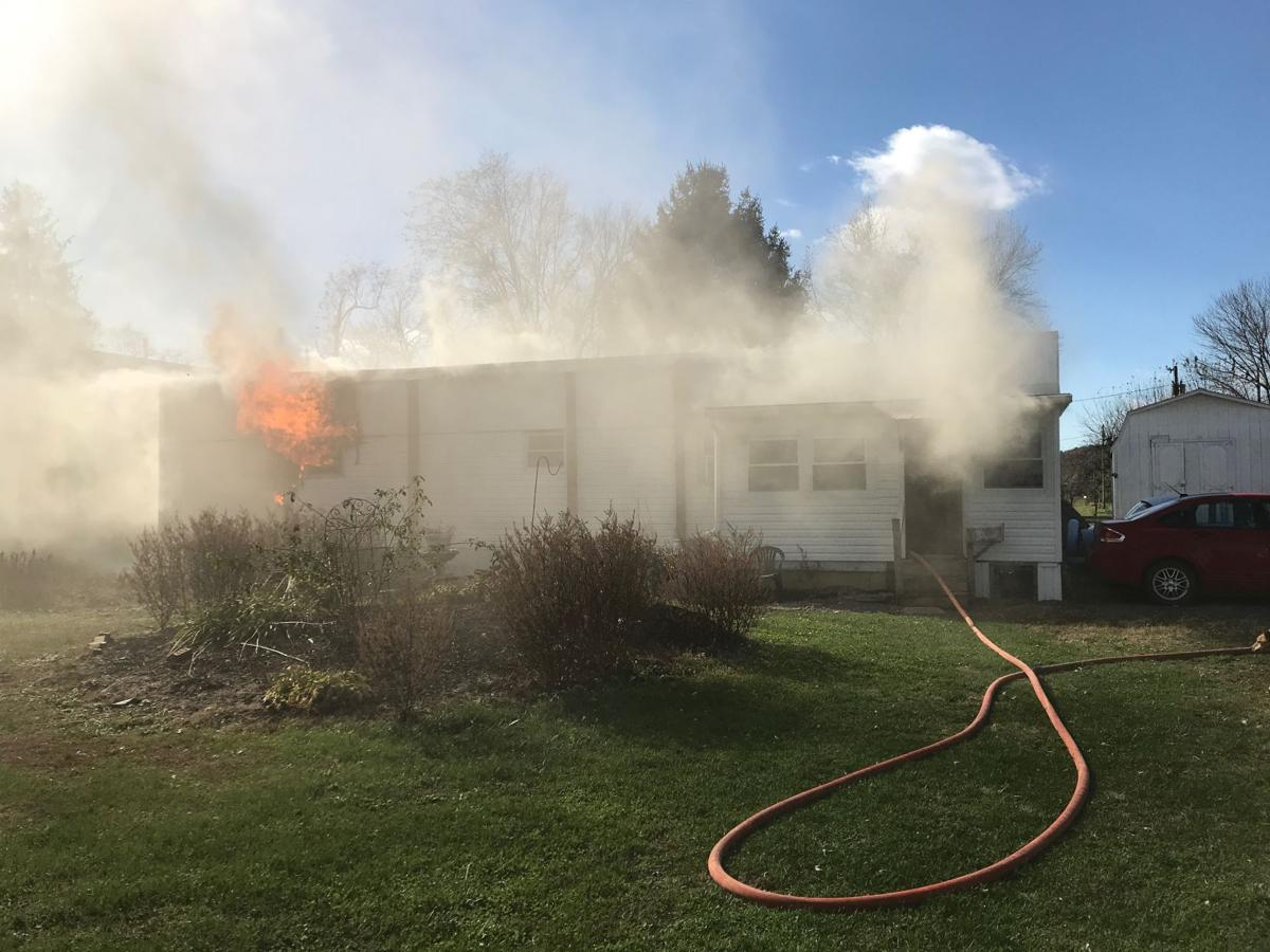 fort ashby fire