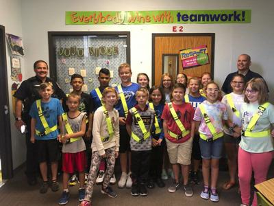 West Side safety patrol helps maintain orderly environment