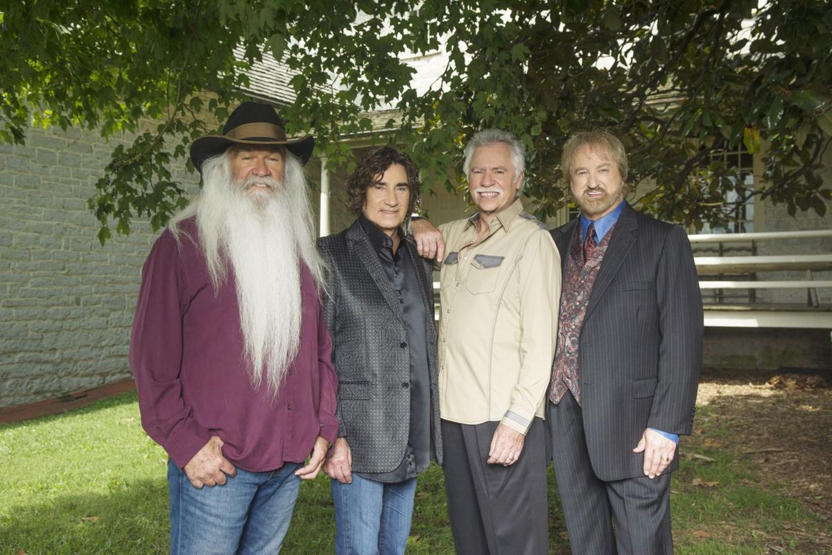 Oak Ridge Boys member opens up about career, Elvis, Elvira | Local ...