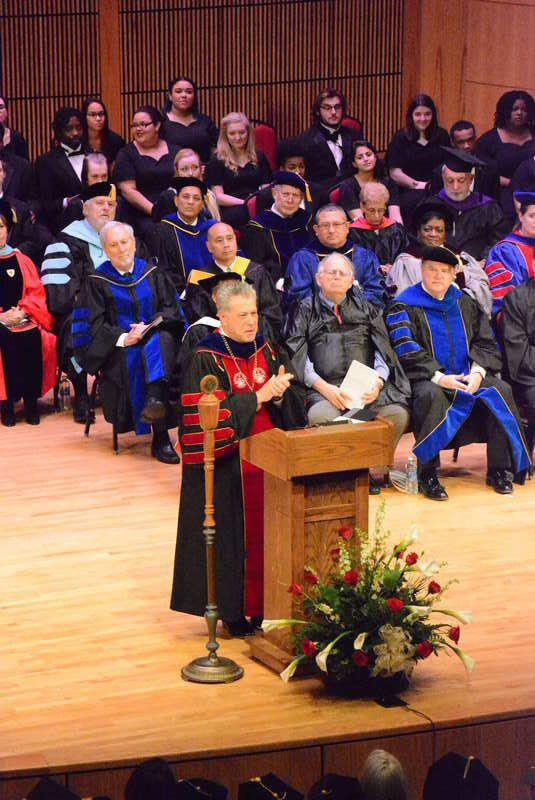 Nowaczyk inaugurated as president of FSU