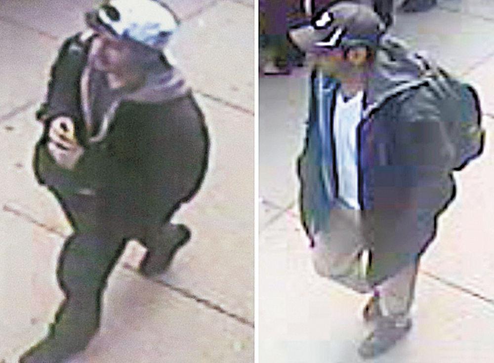 FBI releases photos of Boston suspects