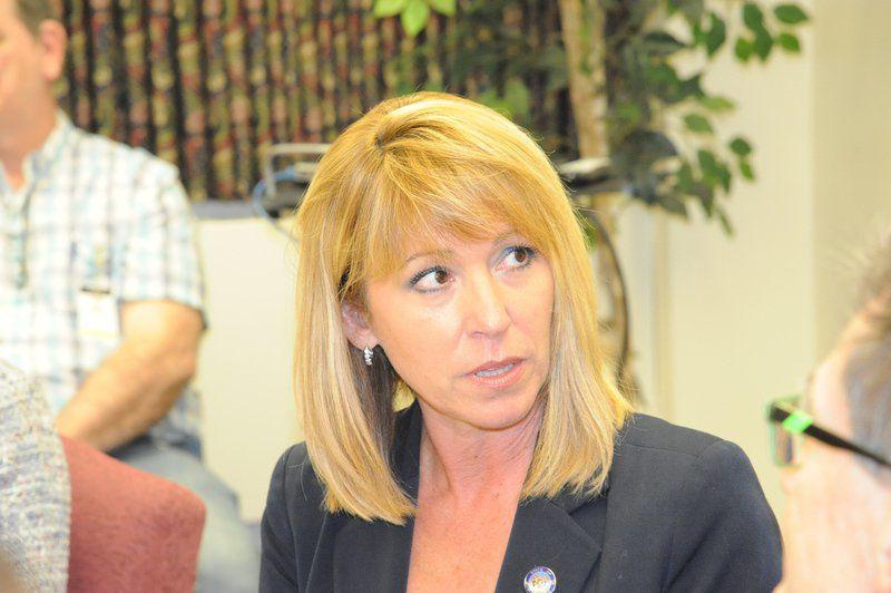 Mill shutdown focus of visiting Maryland Cabinet secretaries, local leaders