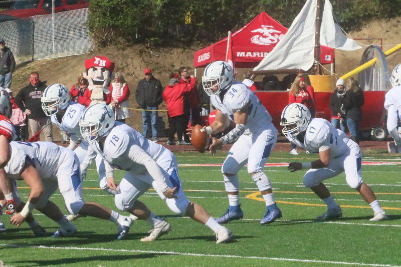 Fort Hill defeats Allegany 38-14