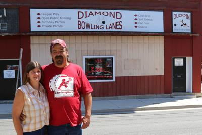 Couple saves historic duckpin bowling center from demolition