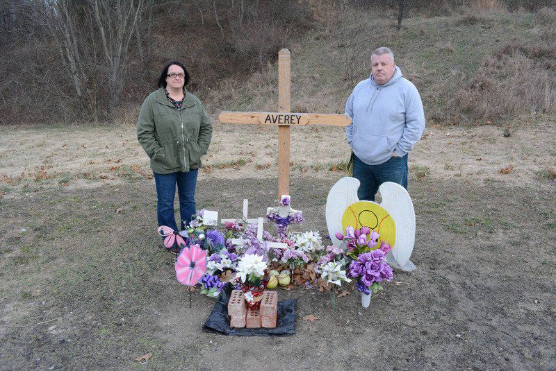 A father hopes his family's tragedy might spare others