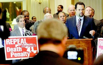 NAACP, O'Malley call for death penalty repeal