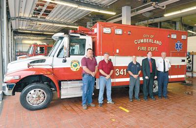 New ambulance added to city fire department | Local News