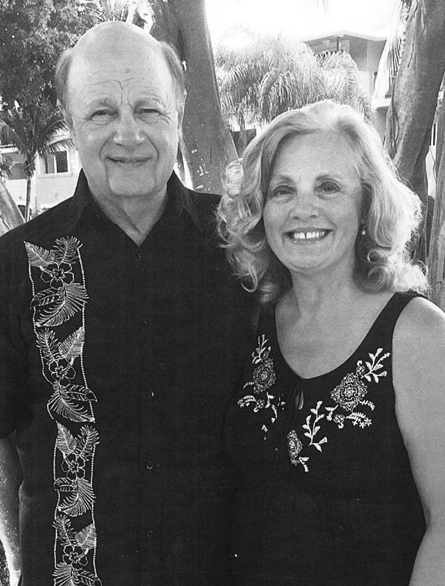 Vicki and Paul Green celebrate anniversary