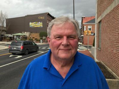 Frostburg man running for president
