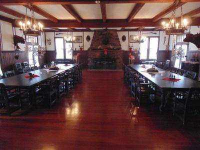 Woodmont's historic three-story lodge and hunting grounds open to the public again on Sunday