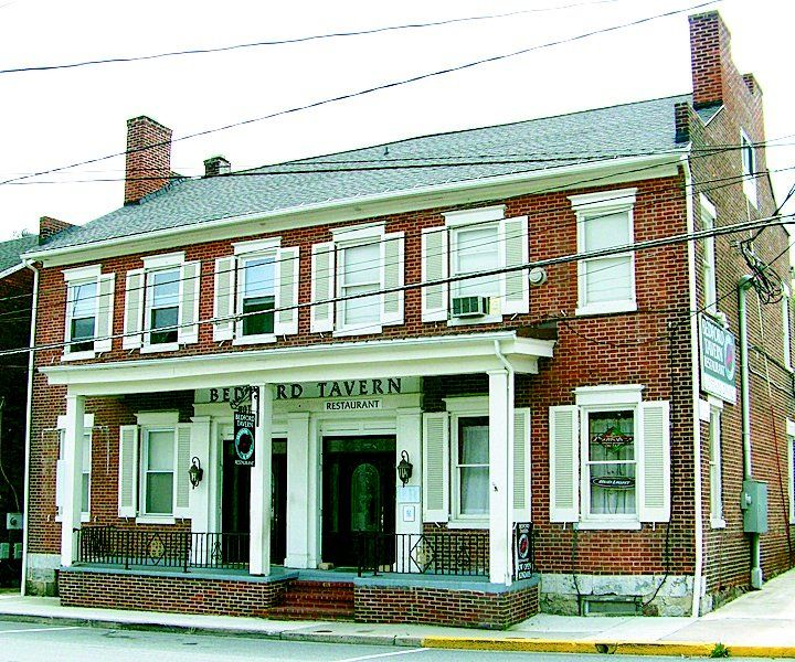 Spooky occurrences  of Bedford Tavern  to be featured Friday on 'My Ghost Story'