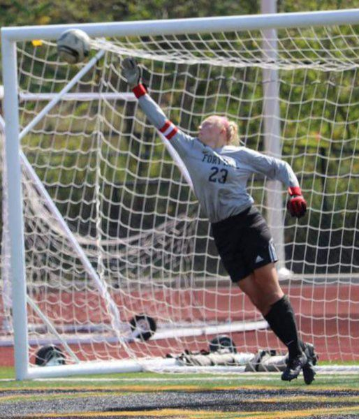 Fort Hill's Hailey Ternent wins third straight Goalkeeper of Year award
