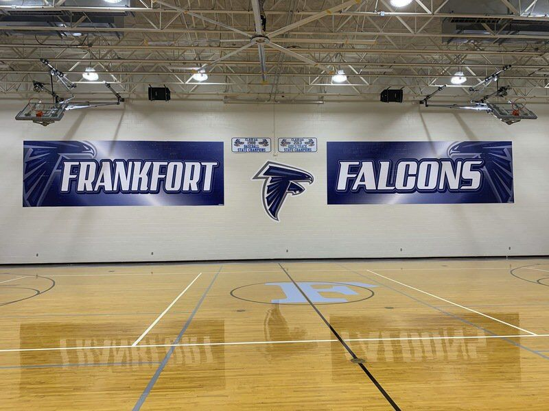 Frankfort finishes gym upgrade