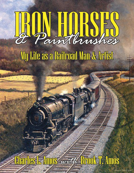 Well-known local railroader and artist releases his memoir