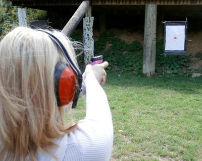 Handgun day Frostburg 8/27/18