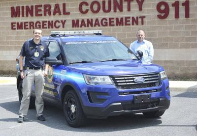 Mineral chase car could be operational Friday | Local News