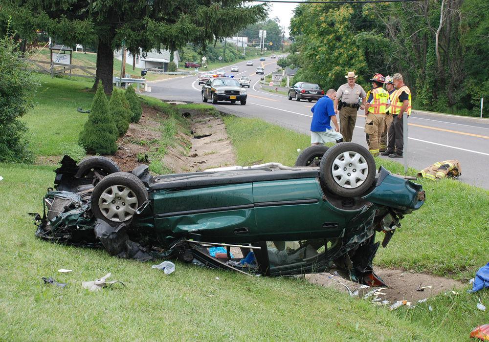 Winchester Road crash