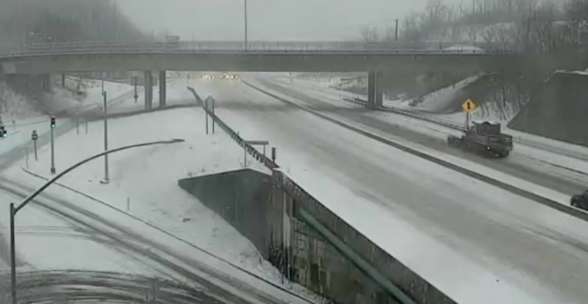 I-68 view
