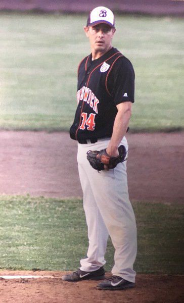 Brian Powell inducted into Semi-Pro Baseball Hall of Fame