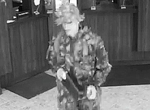 Stoystown bank robbed