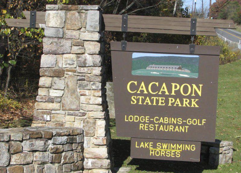 Ground Broken For Multi Million Dollar Cacapon Resort State