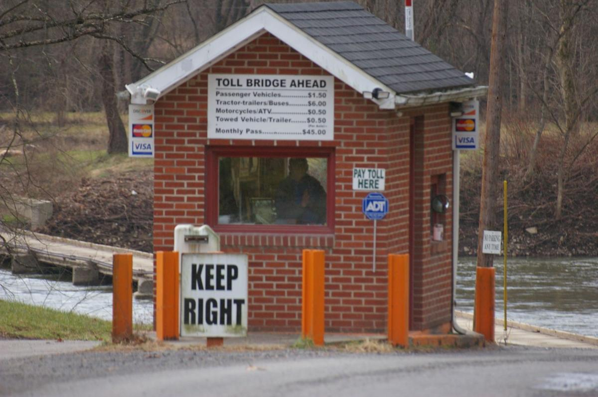 Maryland S Only Privately Owned And Operated Toll Bridge Booth Gets Technology Upgrade Local News Times News Com