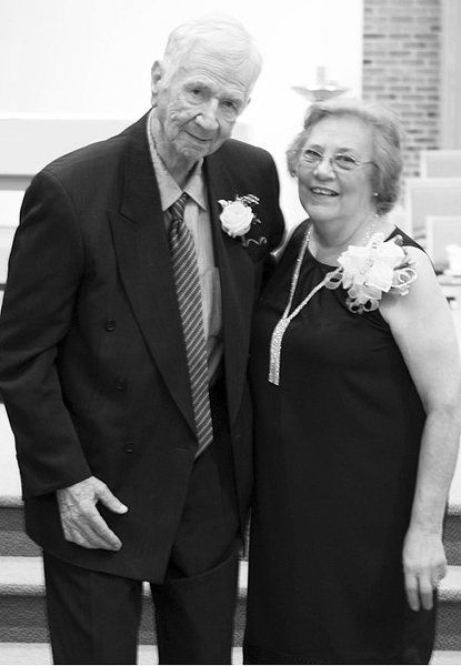 Barbara and John Balog observe 60th anniversary