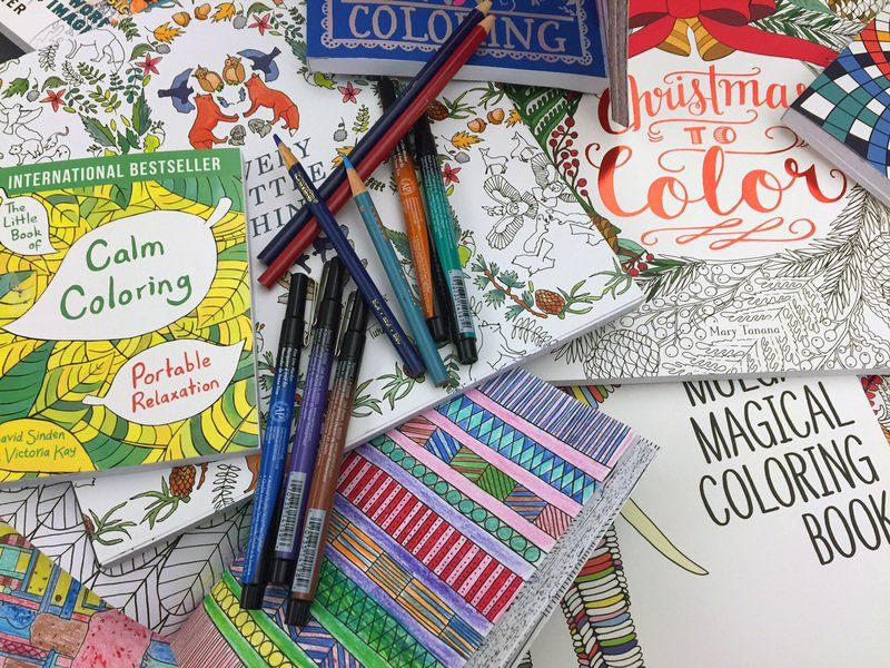 From Coloring Books To Harper Lee A Good Year For Paper