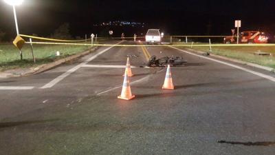 Rawlings man seriously injured in U.S. 220 motorcycle crash