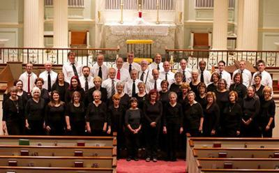 Cumberland Choral Society offers 'Christmas Tidings!'