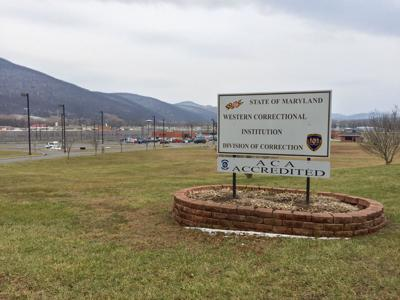 Western Correctional Institution in Cumberland, Md.