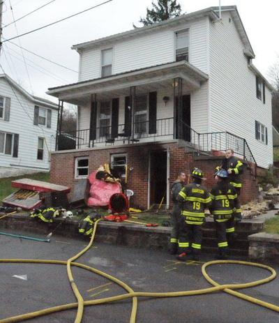 Resident rescued from Barton fire