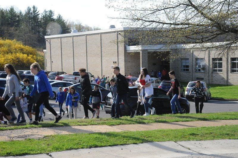 'Practice makes perfect:' School gas leak focus of training exercise