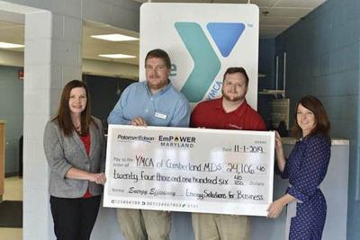 Energy-efficient lighting installed throughout YMCA